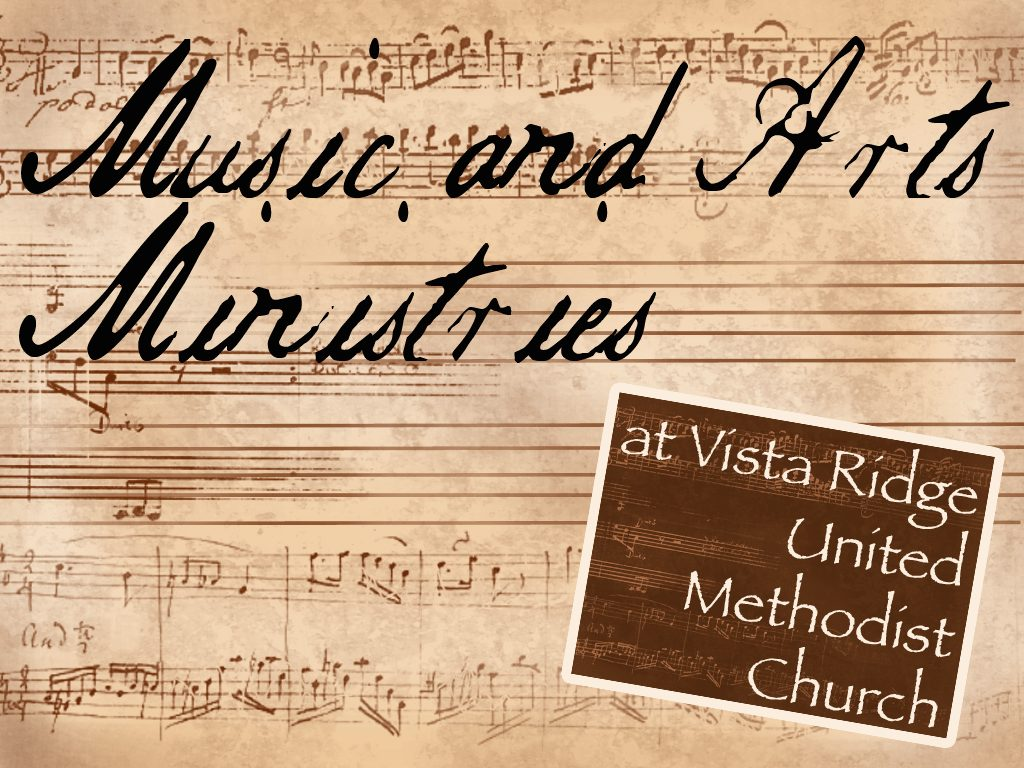 Music and Arts Ministries