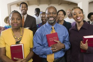 Happy People at Gospel UMC